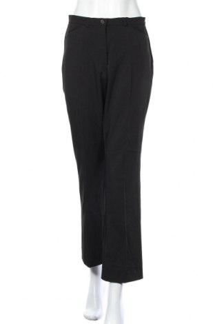 Дамски панталон, Размер M, Цвят Черен, 94% полиестер, 6% еластан, Цена 3,00лв.