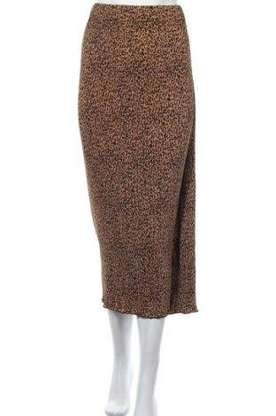 Γυναικείο παντελόνι Ally, Μέγεθος XL, Χρώμα Καφέ, Πολυεστέρας, Τιμή 14,81€