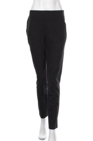 Дамски панталон Atos Lombardini, Размер L, Цвят Черен, 88% полиестер, 12% еластан, Цена 13,97лв.