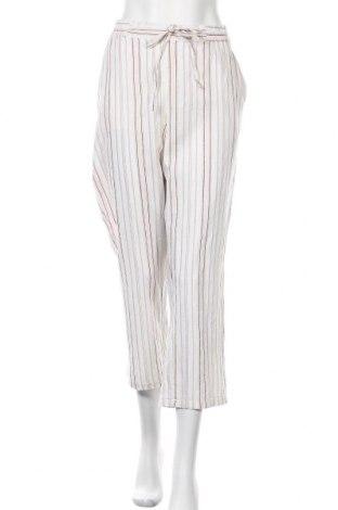 Γυναικείο παντελόνι B Collection, Μέγεθος XL, Χρώμα Πολύχρωμο, Βαμβάκι, λινό, Τιμή 15,20€