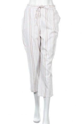 Γυναικείο παντελόνι B Collection, Μέγεθος XL, Χρώμα Πολύχρωμο, Βαμβάκι, λινό, Τιμή 17,28€