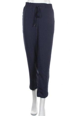 Γυναικείο παντελόνι B Collection, Μέγεθος XL, Χρώμα Μπλέ, Πολυεστέρας, Τιμή 18,19€