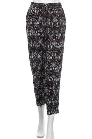 Γυναικείο παντελόνι B Collection, Μέγεθος XL, Χρώμα Πολύχρωμο, Βισκόζη, Τιμή 10,52€