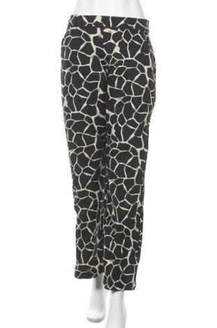 Γυναικείο παντελόνι Biba, Μέγεθος M, Χρώμα Μαύρο, 52% λινό, 48% βισκόζη, Τιμή 29,82€