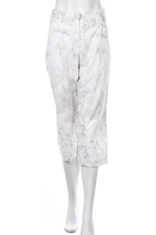 Дамски панталон Brax, Размер L, Цвят Многоцветен, 97% памук, 3% еластан, Цена 24,57лв.