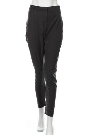 Дамски панталон By Malene Birger, Размер L, Цвят Сив, 67% полиестер, 15% вискоза, 15% вълна, 3% еластан, Цена 72,00лв.