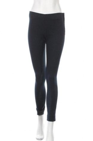 Дамски панталон COS, Размер S, Цвят Син, 96% памук, 4% еластан, Цена 38,76лв.