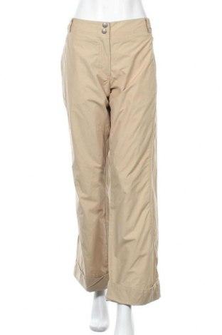 Дамски панталон Chiemsee, Размер M, Цвят Бежов, 70% памук, 30% полиамид, Цена 18,38лв.