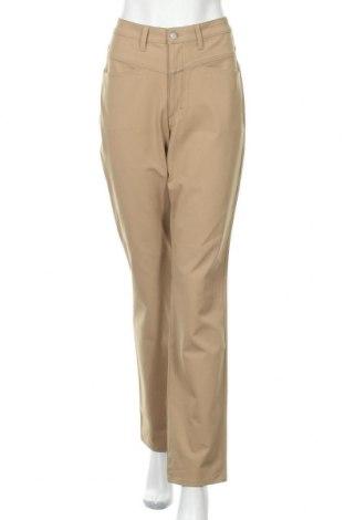 Дамски панталон Closed, Размер L, Цвят Бежов, 90% полиамид, 10% еластан, Цена 46,50лв.