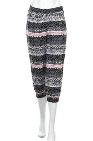 Дамски панталон Colours Of The World, Размер L, Цвят Многоцветен, Полиестер, Цена 18,48лв.