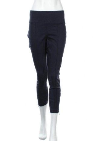 Дамски панталон Crossroads, Размер XL, Цвят Син, 76% вискоза, 21% полиамид, 3% еластан, Цена 26,46лв.