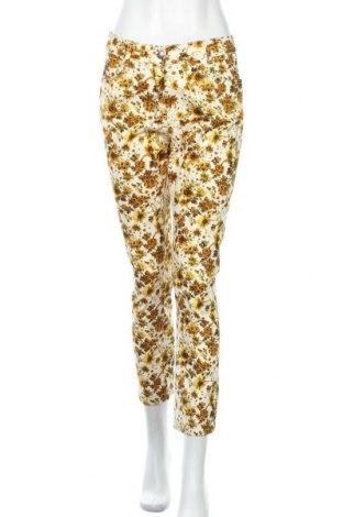 Дамски панталон Designer S, Размер M, Цвят Многоцветен, 97% памук, 3% еластан, Цена 12,18лв.