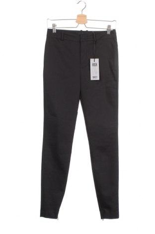 Дамски панталон Drykorn for beautiful people, Размер S, Цвят Черен, 70% памук, 26% полиамид, 4% еластан, Цена 78,26лв.