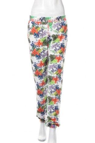 Дамски панталон, Размер L, Цвят Многоцветен, 95% полиестер, 5% еластан, Цена 17,25лв.