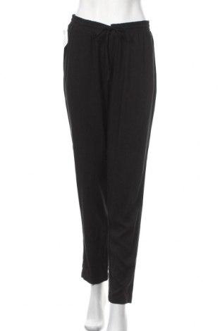 Γυναικείο παντελόνι Gina Laura, Μέγεθος L, Χρώμα Μαύρο, Βισκόζη, Τιμή 14,62€
