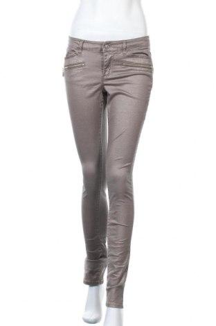 Γυναικείο παντελόνι Grain De Malice, Μέγεθος M, Χρώμα Καφέ, 98% βαμβάκι, 2% ελαστάνη, Τιμή 14,91€