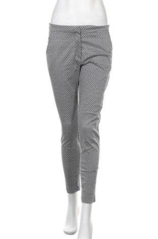 Pantaloni de femei H&M, Mărime M, Culoare Albastru, 98% bumbac, 2% elastan, Preț 76,10 Lei