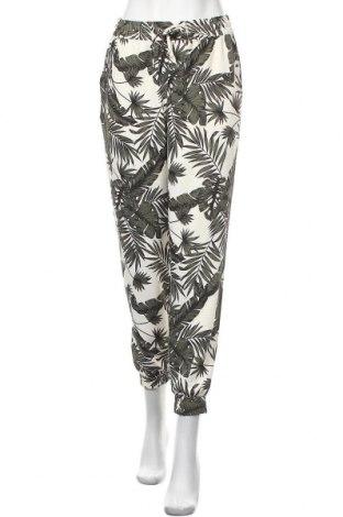 Дамски панталон H&M L.O.G.G., Размер XL, Цвят Многоцветен, Полиестер, Цена 21,74лв.