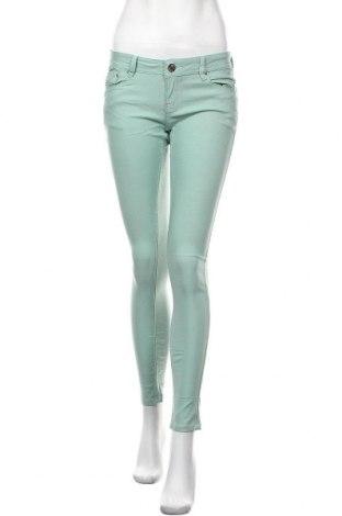 Γυναικείο παντελόνι Hydee by Chicoree, Μέγεθος M, Χρώμα Πράσινο, 77% βισκόζη, 20% πολυαμίδη, 3% ελαστάνη, Τιμή 11,95€