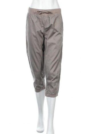 Γυναικείο παντελόνι IX-O, Μέγεθος XL, Χρώμα Καφέ, Βαμβάκι, Τιμή 16,05€