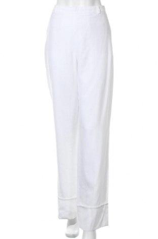 Дамски панталон Jake*s, Размер S, Цвят Бял, 93% вискоза, 7% полиестер, Цена 40,50лв.