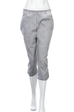 Дамски панталон Navigazione, Размер M, Цвят Сив, 72% памук, 23% полиамид, 5% еластан, Цена 19,85лв.