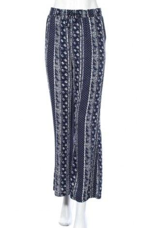 Γυναικείο παντελόνι Nuna Lie, Μέγεθος M, Χρώμα Μπλέ, Βισκόζη, Τιμή 14,81€