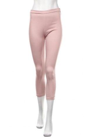 Дамски панталон Piazza Italia, Размер XS, Цвят Розов, 97% памук, 3% еластан, Цена 19,32лв.