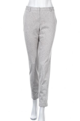 Дамски панталон Rene Lezard, Размер L, Цвят Сив, 49% полиестер, 34% памук, 15% полиамид, 2% еластан, Цена 105,75лв.
