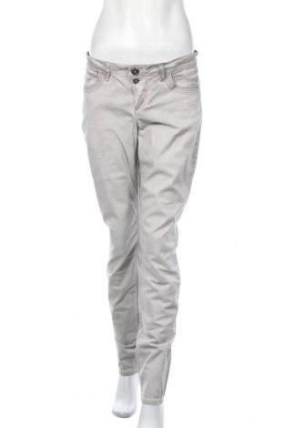 Дамски панталон Street One, Размер S, Цвят Сив, Цена 6,33лв.