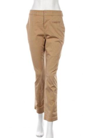 Дамски панталон Strenesse Blue, Размер L, Цвят Кафяв, 97% памук, 3% еластан, Цена 36,75лв.