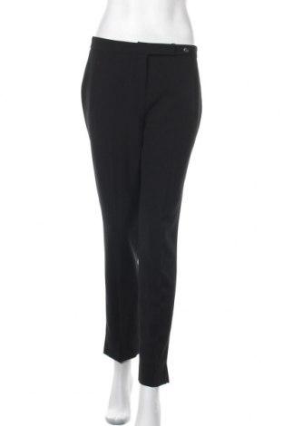 Γυναικείο παντελόνι Un Deux Trois, Μέγεθος S, Χρώμα Μαύρο, 88% πολυεστέρας, 12% ελαστάνη, Τιμή 13,57€