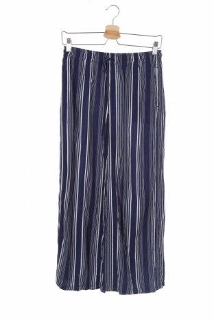 Дамски панталон Uniqlo, Размер XS, Цвят Син, Цена 17,75лв.