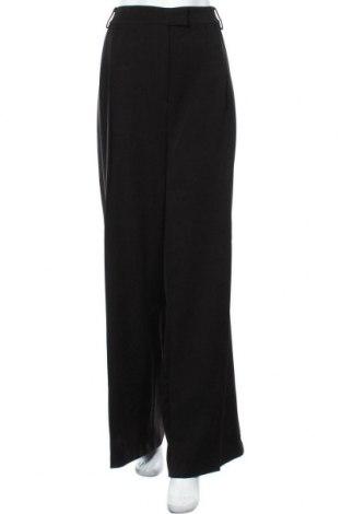 Дамски панталон Vero Moda, Размер 3XL, Цвят Черен, 75% полиестер, 20% вискоза, 5% еластан, Цена 50,37лв.