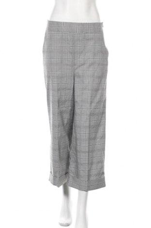 Γυναικείο παντελόνι Yfl Reserved, Μέγεθος M, Χρώμα Γκρί, 98% πολυεστέρας, 2% ελαστάνη, Τιμή 12,56€