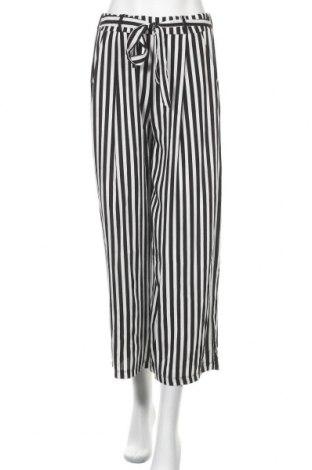 Дамски панталон Zebra, Размер M, Цвят Бял, Вискоза, Цена 27,93лв.
