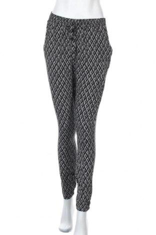 Дамски панталон Zebra, Размер M, Цвят Черен, Вискоза, Цена 26,93лв.