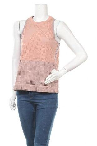 Γυναικείο αμάνικο μπλουζάκι Adidas By Stella McCartney, Μέγεθος S, Χρώμα Ρόζ , 74% πολυαμίδη, 26% ελαστάνη, Τιμή 27,28€