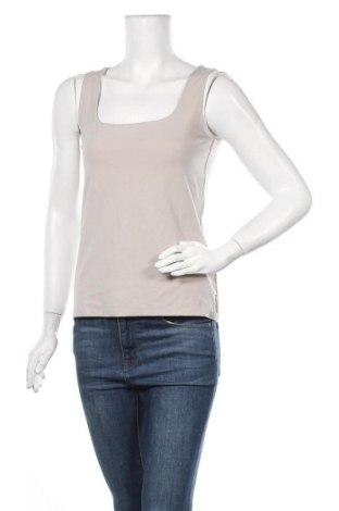 Дамски потник Annette Gortz, Размер M, Цвят Сив, 92% памук, 8% еластан, Цена 5,04лв.