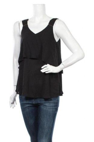 Γυναικείο αμάνικο μπλουζάκι Biba, Μέγεθος M, Χρώμα Μαύρο, Τιμή 10,21€
