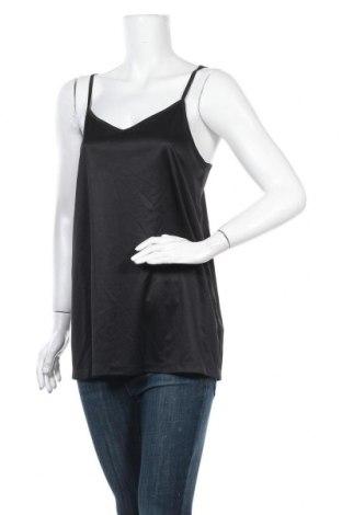 Γυναικείο αμάνικο μπλουζάκι Biba, Μέγεθος M, Χρώμα Μαύρο, Βισκόζη, Τιμή 12,06€