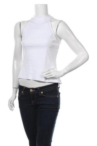 Дамски потник Even&Odd, Размер M, Цвят Бял, 95% памук, 5% еластан, Цена 19,50лв.