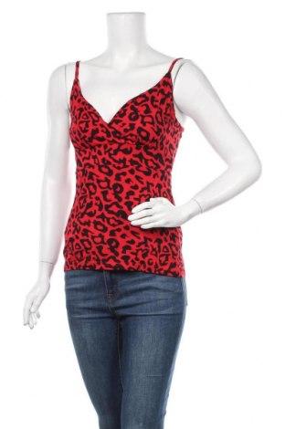 Γυναικείο αμάνικο μπλουζάκι Fishbone, Μέγεθος M, Χρώμα Κόκκινο, Τιμή 4,42€
