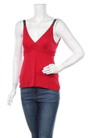 Дамски потник Liu Jo, Размер XL, Цвят Червен, 93% вискоза, 7% еластан, Цена 8,82лв.