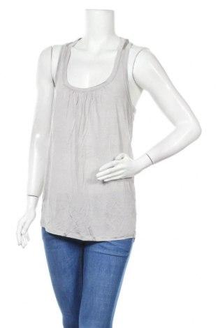 Γυναικείο αμάνικο μπλουζάκι Ted Baker, Μέγεθος L, Χρώμα Γκρί, Βισκόζη, Τιμή 11,26€