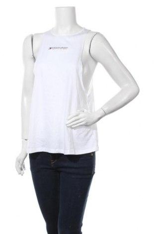 Γυναικείο αμάνικο μπλουζάκι Tommy Hilfiger, Μέγεθος S, Χρώμα Λευκό, 60% βαμβάκι, 40% πολυεστέρας, Τιμή 28,61€