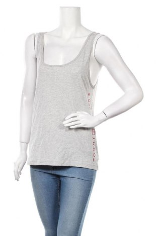 Γυναικείο αμάνικο μπλουζάκι Tommy Hilfiger, Μέγεθος S, Χρώμα Γκρί, Βαμβάκι, Τιμή 26,68€