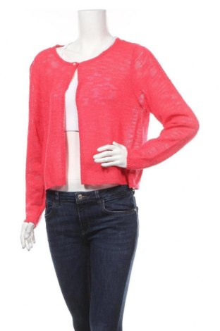 Дамска жилетка Andrea, Размер L, Цвят Розов, 70% акрил, 30% полиамид, Цена 6,30лв.