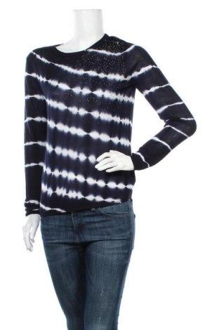 Pulover de femei Desigual, Mărime M, Culoare Albastru, 100% viscoză, Preț 82,47 Lei
