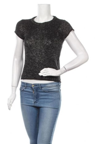 Γυναικείο πουλόβερ Zara Knitwear, Μέγεθος S, Χρώμα Μαύρο, Τιμή 10,40€
